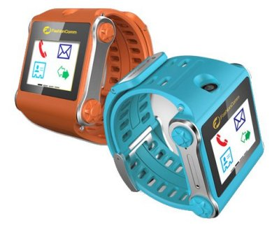Fashioncomm A1 : l'écran Mirasol de la montre Toq frappe à de nouvelles portes