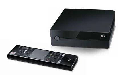 Tous les détails sur le nouveau décodeur TV de SFR compatible Google Play
