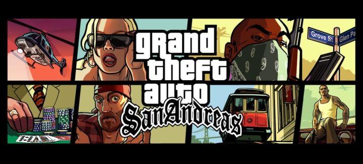 GTA San Andreas arrivera en décembre sur Android, iOS et Windows Phone