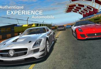 GT Racing 2 : The Real Car Experience, le jeu vidéo de course disponible sur Android