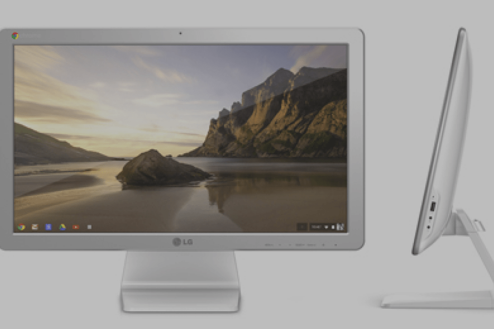 LG annonce son Chromebase, un all-in-one sous Chrome OS