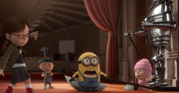 Moi Moche et Méchant: La folie des Minions, trois courts métrages gratuits sur le Google Play