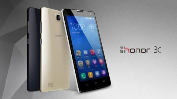 La vente flash du Honor 3C aura lieu aujourd'hui entre midi et 14 heures