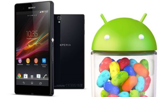 Xperia Z : le début du déploiement d'Android 4.3 dès demain ?