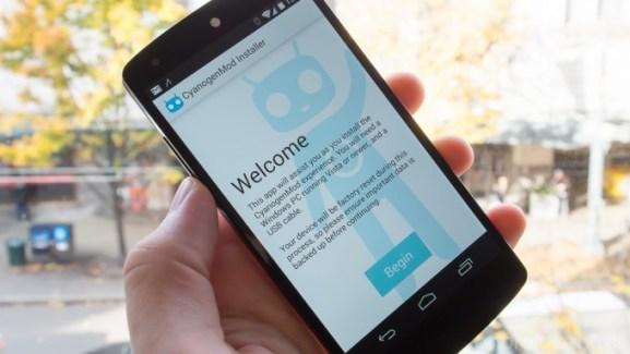 CyanogenMod 11 : les M-Series 1 (M1) arrivent sur les Nexus 4, 5, 7, 10