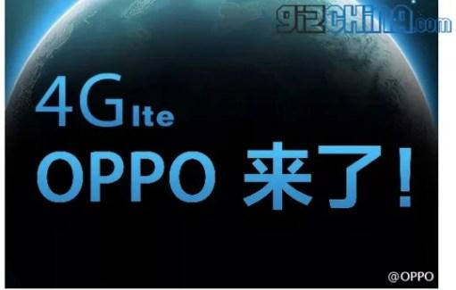 Oppo Find 7 : 4G (LTE), Snapdragon 805 et définition de 2560 x 1440 pixels ?