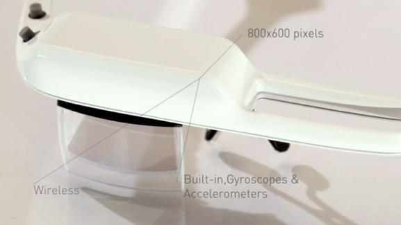 SeeThru, les Glass spécialisées dans la réalité augmentée