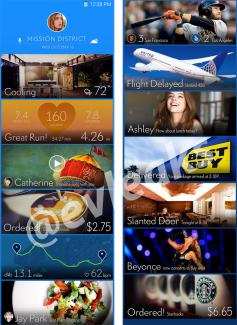 La prochaine mouture de TouchWiz devrait s'inspirer des cartes Google Now
