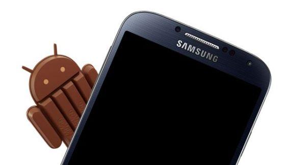 Fuite de la ROM officielle d'Android 4.4.2 KitKat sur le Galaxy S4 GT-i9505 (MÀJ)