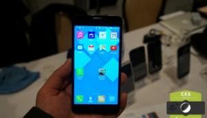 Prise en main de l'Alcatel One Touch Idol X+ avec...