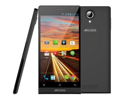 Archos annonce le 50c Oxygen, son premier smartphone octo-cœur
