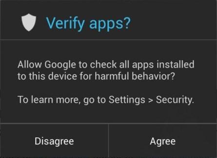 Avec de nouveaux Play Services, Google renforcera la surveillance des applications dangereuses