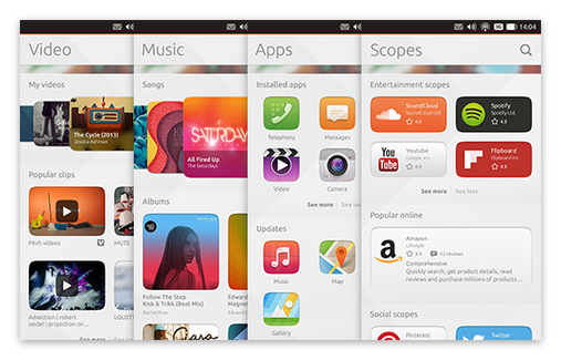 Dès demain, une mise à jour pour Ubuntu sur smartphones