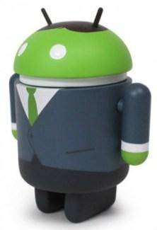 Les prochaines versions d'Android davantage portées vers le monde professionnel ?