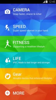 Galaxy S5 Experience, une application pour découvrir le futur flagship du géant coréen