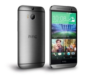 HTC annonce un One M8 double-SIM mais le réserve à trois marchés