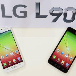 LG mise sur son L90, son smartphone lorgnant sur le milieu de gamme