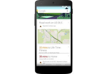 Google Now affiche maintenant les incidents routiers