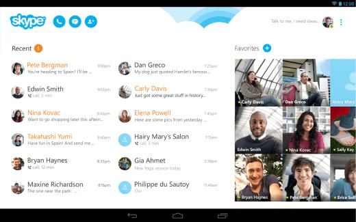 Un bug inquiétant découvert dans Skype pour Android