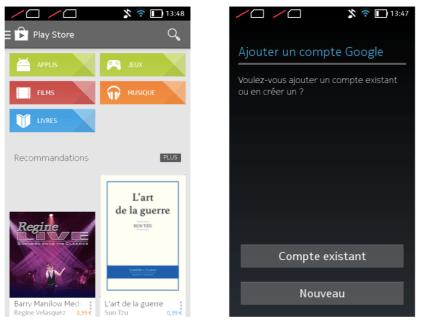 Comment installer le Google Play (Gmail, Maps) sur le Nokia X ?