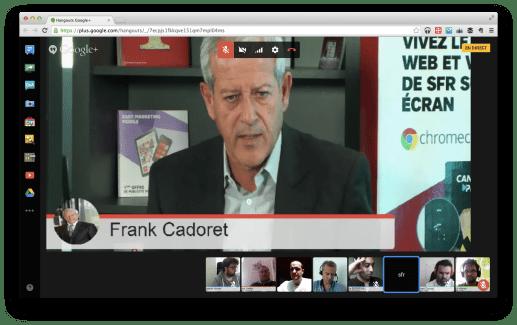 Frank Cadoret (SFR) : «Avec Numericable, pas de doublon»