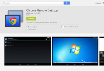 Chrome Remote Desktop est sur le Google Play (en bêta privée)