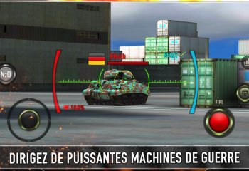 Iron Force : une alternative à World of Tanks sur Android