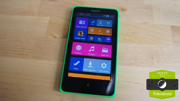 Nokia X : une ROM custom lui apporte déjà Jelly Bean en version AOSP pure