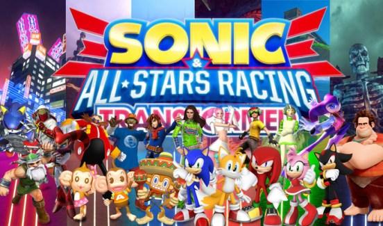 Sonic Racing Transformed passe finalement à un modèle freemium