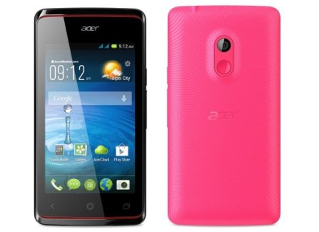 Acer Liquid Z200 : l'entrée de gamme MediaTek dual-SIM sous KitKat à 79 euros