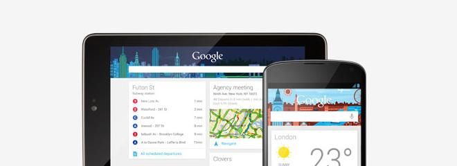 Google retarde l'introduction du multi-langage sur Google Now