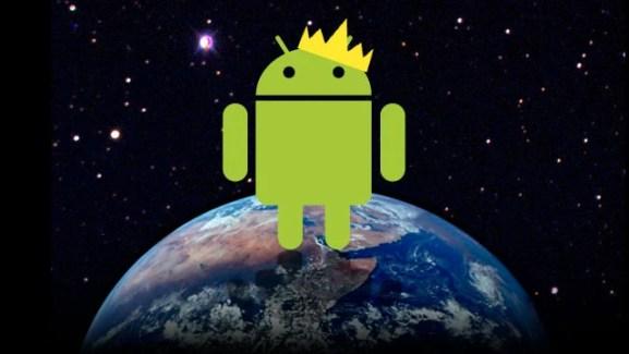 Plus d'un milliard de smartphones sous Android a été vendu en 2014 !