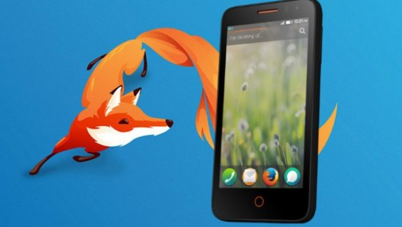 Flame, le Firefox Phone des développeurs en précommande à 130 euros
