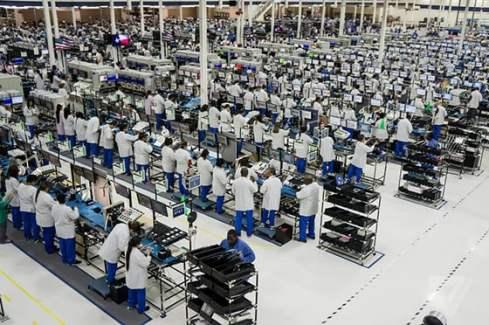 Motorola n'assemblera plus de smartphones aux Etats-Unis