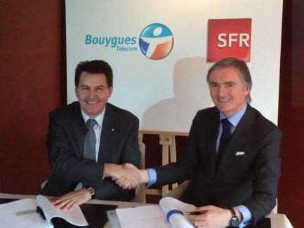 Accord de mutualisation SFR / Bouygues Telecom : la 4G pose problème, l'ARCEP se méfie