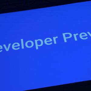 Aperçu d'Android L, dans sa version «Developer Preview»