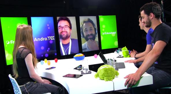AndroTEC 026 spécial Google I/O 2014 : Notre décryptage avec des experts !