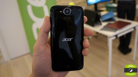 Prise en main du Liquid Leap, le premier bracelet Acer couplé au smartphone Jade