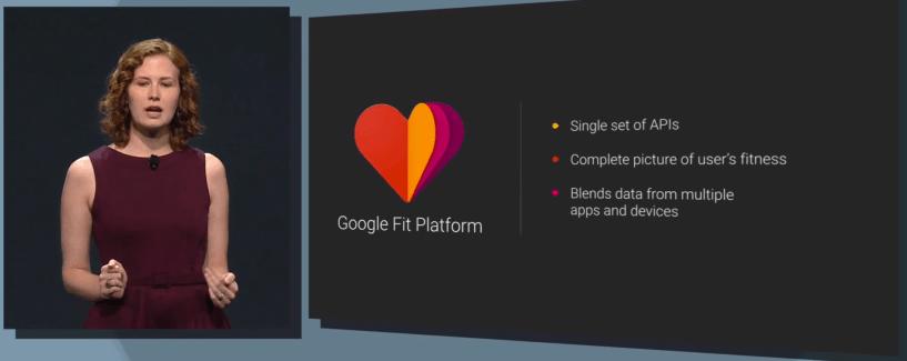 Android L : une première mise à jour pour supporter Google Fit Platform