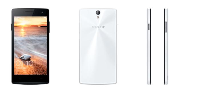 Oppo Find 7 Mini : 4,7 pouces, Quad-core et 4G à 200 euros