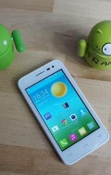 Test de l'Alcatel One Touch Pop S3, un smartphone...