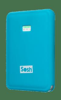 Domino Sosh : l'accessoire gratuit pour partager la 4G avec une option Multi-SIM