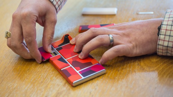 Project ARA boote enfin correctement sous Android