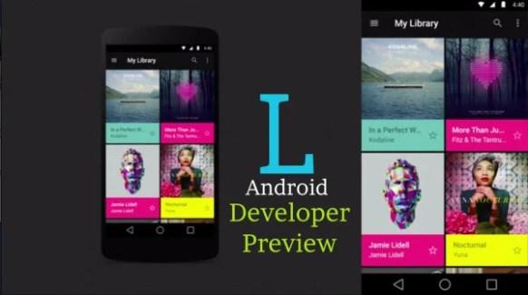 Android L : la personnalisation des paramètres rapides à l'approche ?