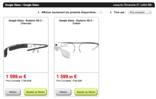 Les Google Glass, faut-il craquer maintenant ?