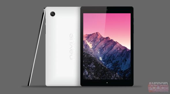 Nexus 9 : une sortie prévue le 3 novembre à moins 400 dollars ?