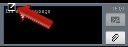Comment utiliser la saisie directe sur Galaxy Note 3 ?