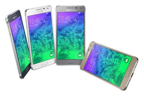 Samsung : une variante milieu de gamme du Galaxy Alpha en préparation ?