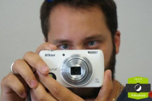 Test du Nikon Coolpix S810c, seconde itération de la smart-caméra sous Android