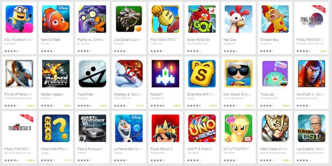 Promotions d'été sur le Google Play : les applications à tester